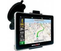 """PNA-5019 GPS навигатор (5.0""""+FM+AV), SHUTTLE"""