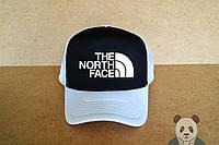 Кепка, бейсболка The North Face (черно-белый), Реплика, фото 1