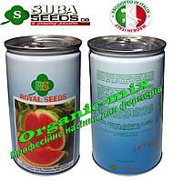 Семена арбуза АУ-Продюсер, TM SUBA SEEDS (Италия), банка 500 грамм