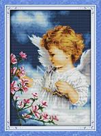 Прекрасный ангел (2) Набор для вышивки крестом