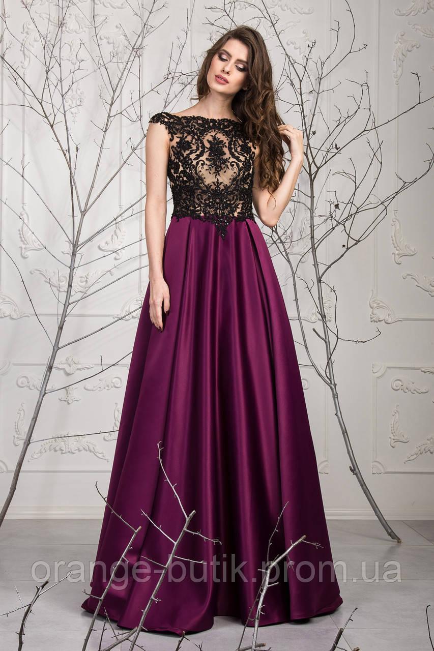 Шикарное вечернее платье Синди, цена 3 750 грн., купить Хмельницький ... 747d6c9c4cb