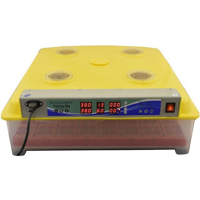 Инкубатор MS-63 с автоматическим переворотом яиц