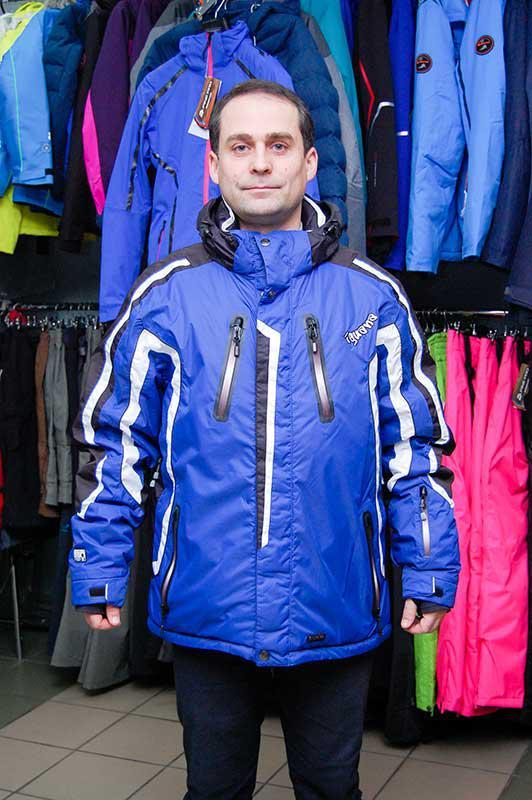 fa537e8aef6c Куртка горнолыжная Iguana IKDJ03 размер XL - Высот-Ник в Николаеве