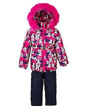 Комплект зимний для девочек
