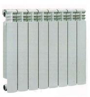 Биметаллический секционный радиатор Esperado Bimetal 500