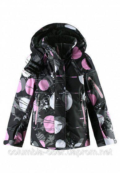Зимняя куртка для девочки Reimatec ROXANA 521522B-9994. Размер 128.