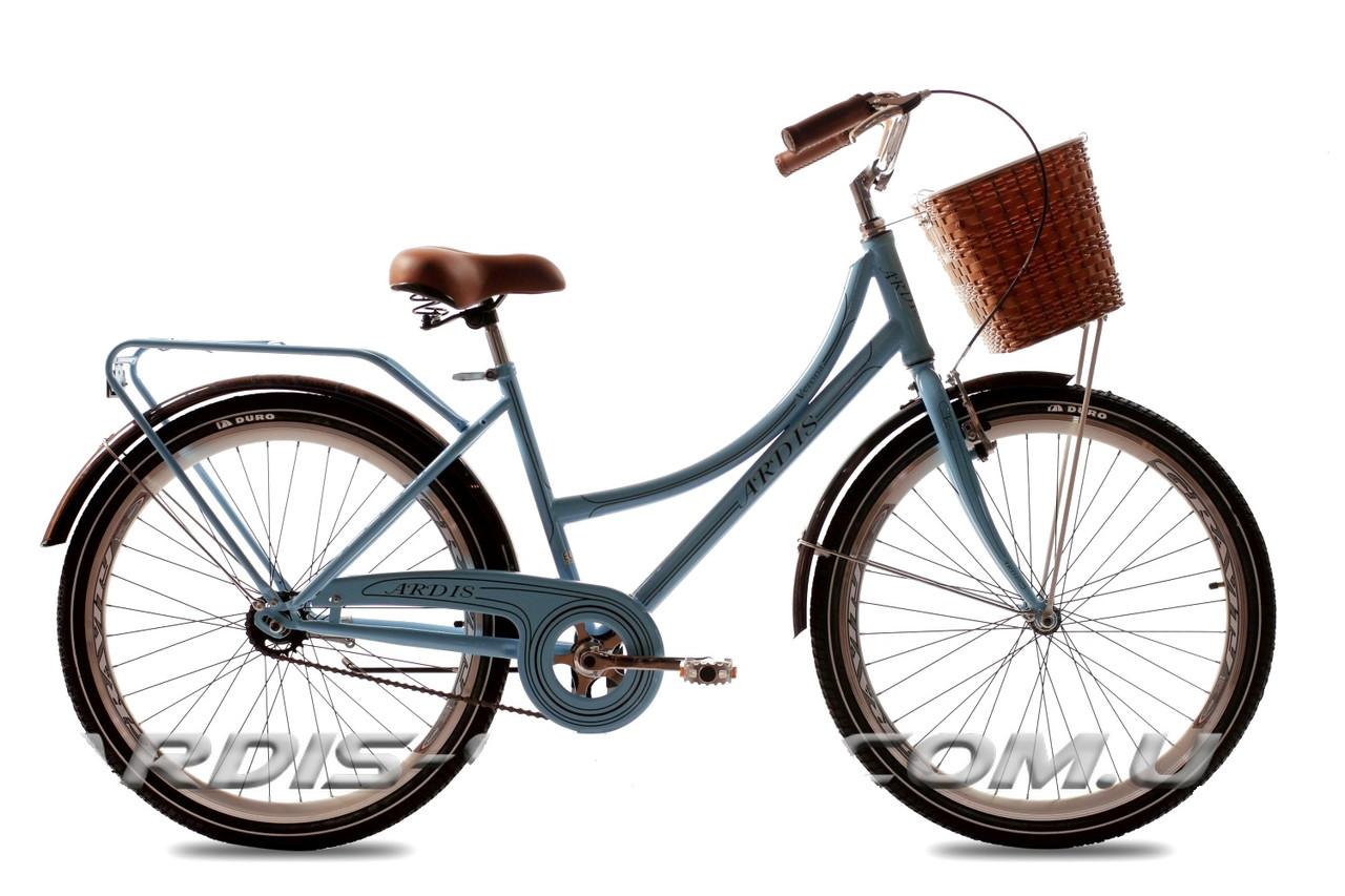 """Городской велосипед ARDIS VERONA 28"""" 17""""  Голубой"""