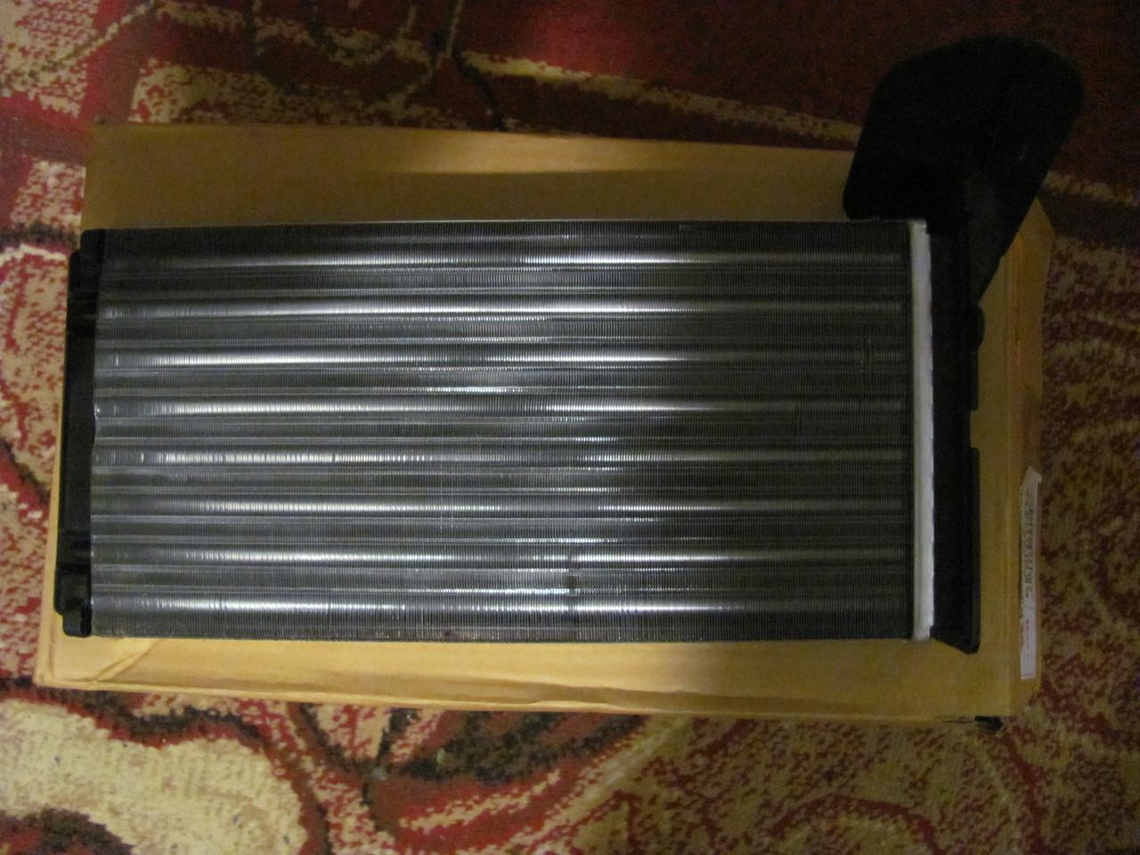 Радиатор отопителя vw transporter  90-00 (van wezel)