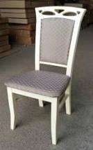 """Стул обеденный """"Вена"""" (орех, бежевый, белый, ваниль) для гостинной Fusion Furniture, фото 2"""