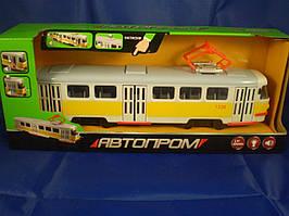 Трамвай Автопром