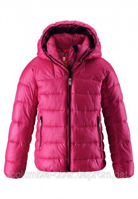 Зимняя куртка для девочек Reima MAIJA 531288-3560. Размеры 104-164.