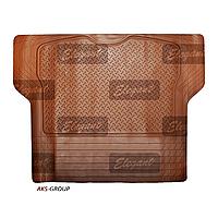 Коврик в багажник резиновый бежевий Elegant Plus EL 215021