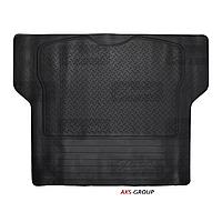 Коврик в багажник резиновый черный Elegant Plus EL 215019