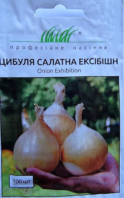 семена лука эксибишен фото
