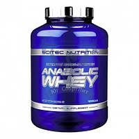 Протеин Scitec Nutrition Anabolic Whey 2.3кг спортивное питание