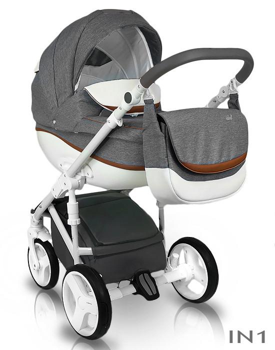 Дитяча коляска 2 в 1 Bexa Ideal