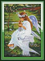 Прекрасный ангел Набор для вышивки крестом