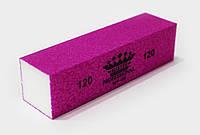 Бафик для ногтей Master Professional,баф для ногтей, 120/120 Grit,разные цвета, фото 1