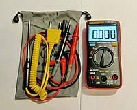 ZOTEK ZT111 Защищённый Мультиметр  NCV True RMS 9999 отсч., ( RM111 ) 100 000 МкФ