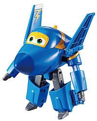 Трансформер - Super Wings. Jerome. (Супер крылья. Самолет-трансформер Джером)