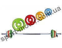 Штанга для фитнеса (фитнес памп) 16кг Штанга для фитнеса (фитнес памп) 16кг Штанга для фитнеса (фитнес памп) 1