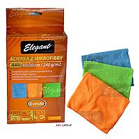 Набор салфеток из микрофибры Elegant Maxi EL 100 168