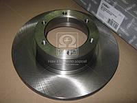 Диск тормозной ГАЗ 3302 передний d=100мм (RIDER)
