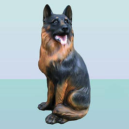 Скульптуры собак и котов