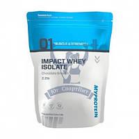 My Protein Impact Whey Isolate 1кг портеин сывороточный изолят спортивное питание
