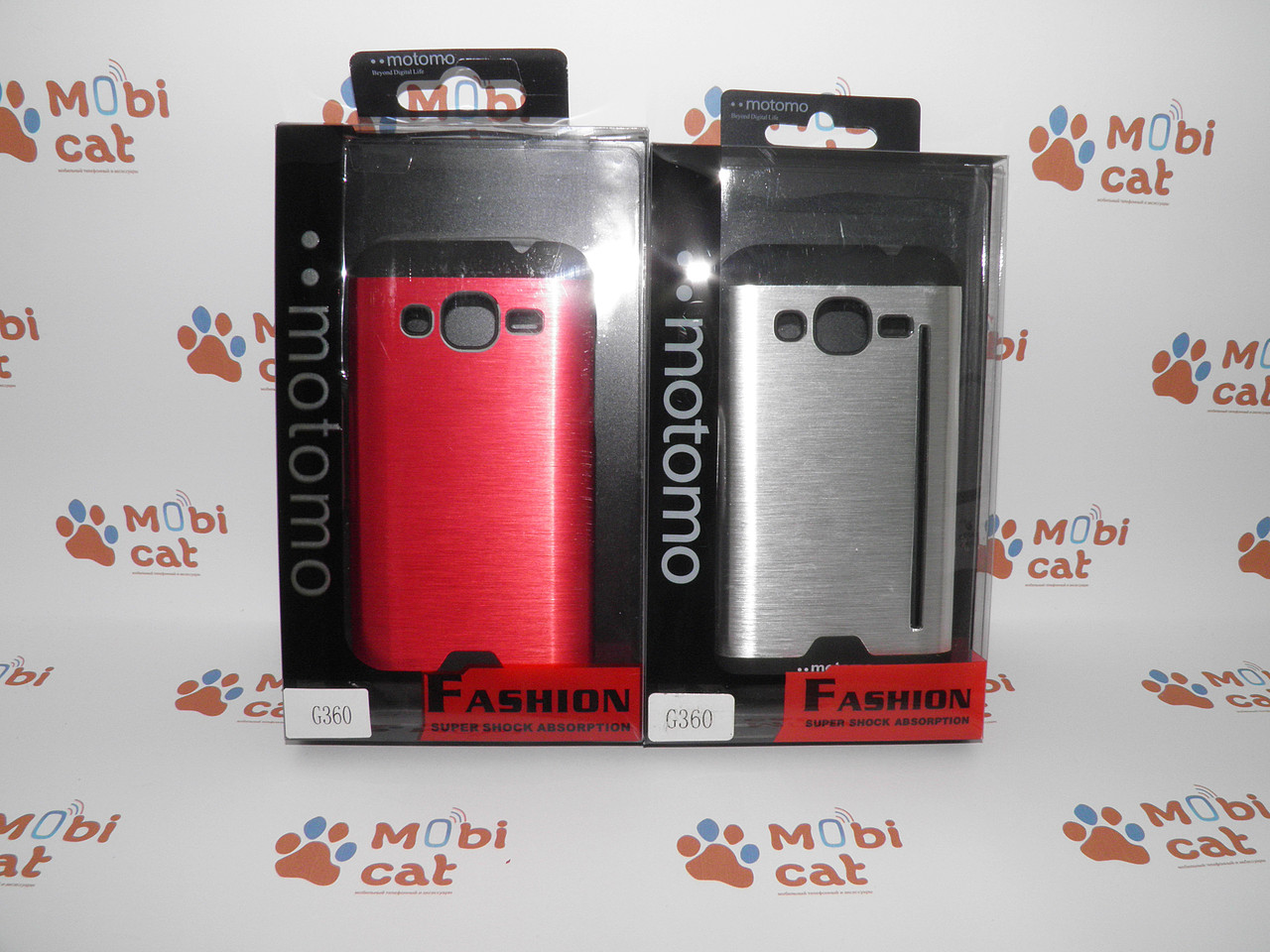 Чехол Motomo для смартфона Samsung Galaxy Core Prime G360/G361