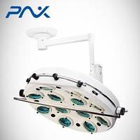 Cветильник хирургический PAX-KS 12 двенадцатирефлекторный потолочный, Cветильник операционный PAX-KS 12