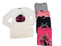 Туники для девочек оптом, размеры 6-14 лет, Seagull, арт. CSQ-99077