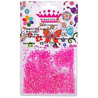 Стразы цветные 1440 штук в упаковке Master Professional