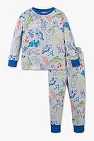 Детская пижама с рисунком для мальчика. Размер 104, 110, 116