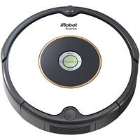 Робот-пылесос IROBOT Roomba 605 White/Black