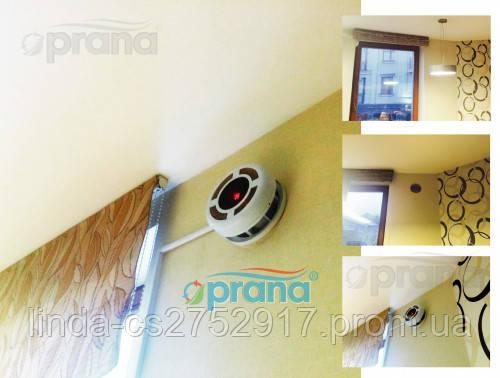 Prana 200G, приточно-вытяжная установка, с рекуперацией тепла