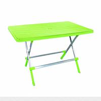 "Складной стол с алюмин. ножками ""Omega"" 70х115, фото 1"