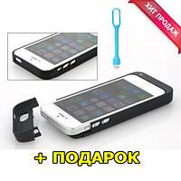 Чехол батарея для iphone 5, 5s, SE, 5c с батареей Power case