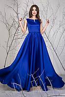 Шикарное женское платье с открытой спинкой Лада