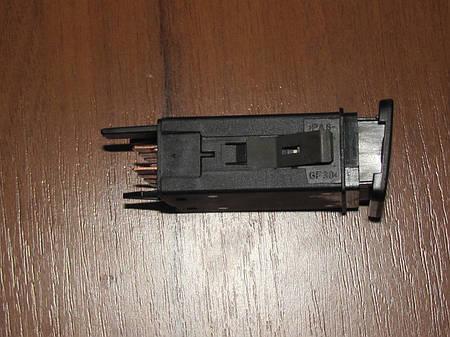 Б/у кнопка аварійки 1j0953235a для Volkswagen Golf IV