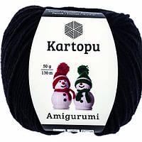 Kartopu AMİGURUMİ черный № 940