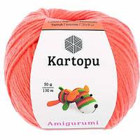 Kartopu AMİGURUMİ оранжевый № 1250