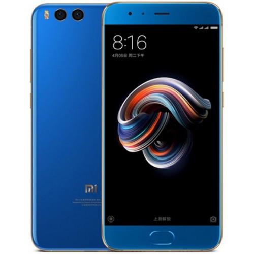"Смартфон Xiaomi Mi Note 3 Blue 4/64GB, 8 ядер, 12+12/16Мп, 5.5"", 2Sim, 4G, 3500мАh, 12 мес."