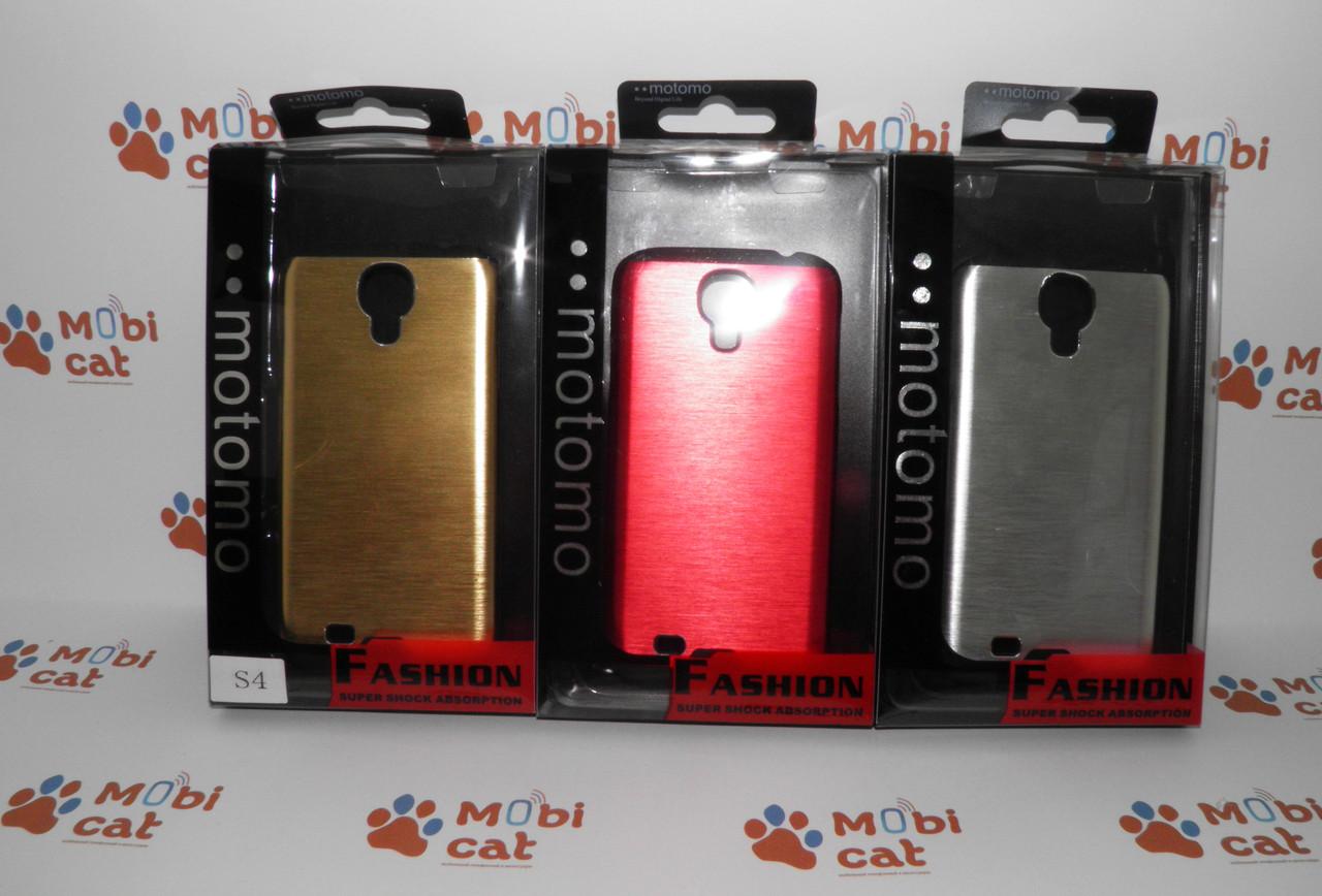 Чехол Motomo для смартфона Samsung Galaxy S4 i9500/i9505/i9502/i9506