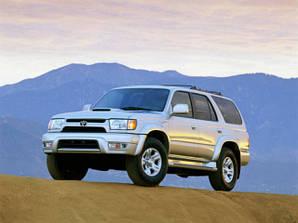 Toyota 4-Runner / Тойота Форанер (Внедорожник) (1996-2002)