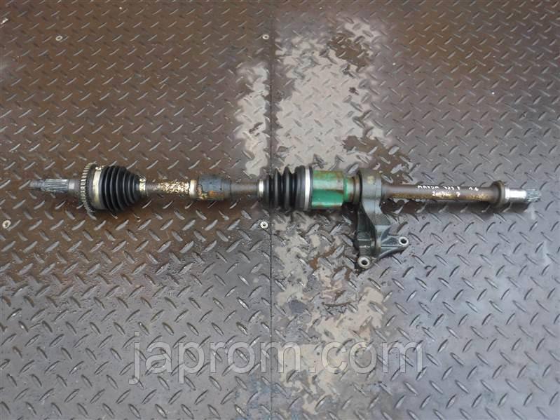 Полуось (привод) передняя правая Mazda 323 BJ 1997-2002г.в 1.5 1.6l ABS