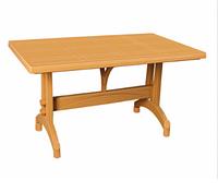 """Пластиковый стол """"Rectangle"""" 80*140 см"""