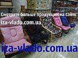 Крісла з м'якою накидкою «VLADO»