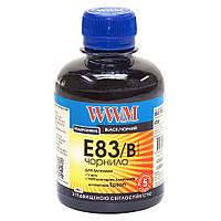 Чернила WWM для Epson Stylus Photo T50/P50/PX660 200г Black Водорастворимые (E83/B) светостойкие