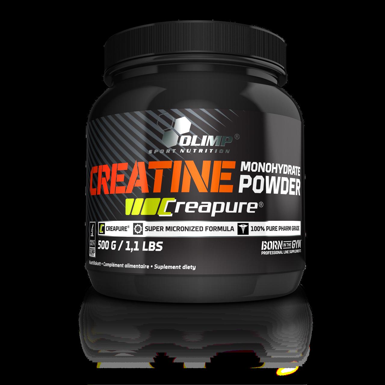 Креатин OLIMP Creatine Monohydrate Powder Creapure 500 g